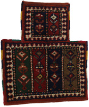 Afshar - Saddle Bags