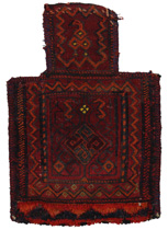 Kurdi - Saddle Bags