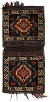 Turkaman - Saddle Bags