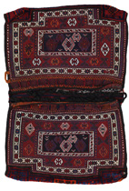 Jaf - Saddle Bags